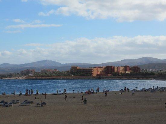 Barcelo Castillo Beach Resort: Sea Front (by block 2000)