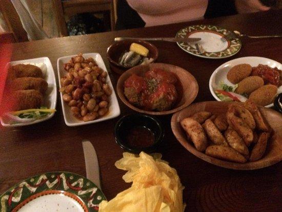 Bodega Tapas Bar: Yummy