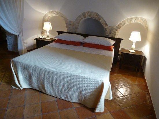 Abate Masseria & Resort: Trullo suite bedroom