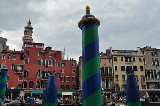 Hotel Continental Venice: Kanaal