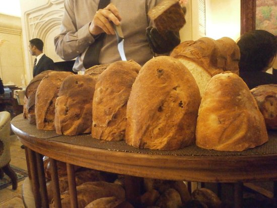 Bouley Restaurant: Bread Heaven!