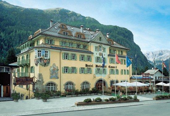 Hotel Dolomiti Canazei Val di Fassa Dolomiti