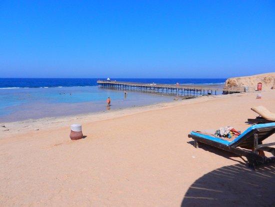 Resta Reef Resort: Spiaggia
