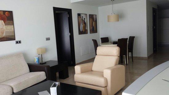 Hotel Puerto Juan Montiel, Spa & Base Náutica: Salón 2