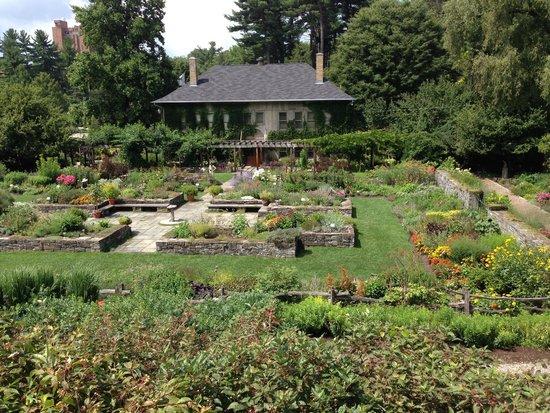 Cornell Plantations Botanical Gardens - Picture of Cornell Botanic ...