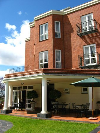 Redlands Hotel and Lodge: hotel