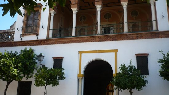 Casa de Pilatos : entrance