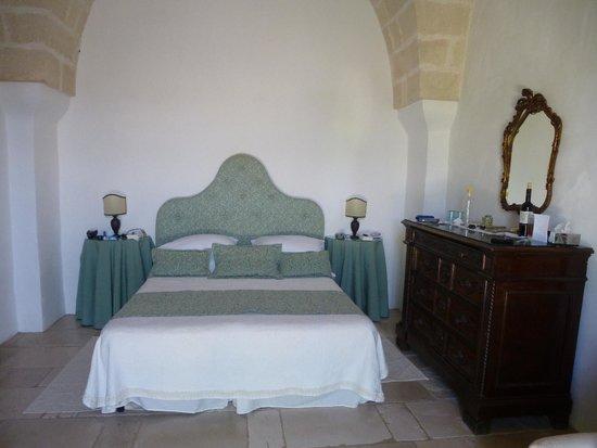 Villa Magnolia: Honeymoon suite