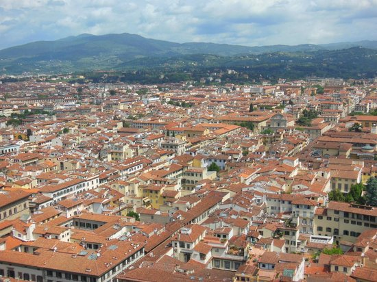 Cupola del Brunelleschi: Vista da cúpula