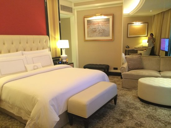 The Trans Luxury Hotel Bandung: Comfy bed