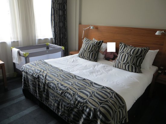 Apex Waterloo Place Hotel : chambre double