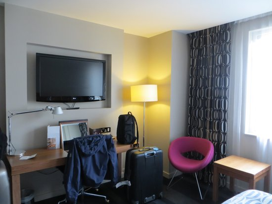 Apex Waterloo Place Hotel: chambre double