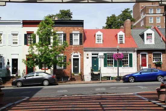 Georgetown Suites: en sortant de la résidence