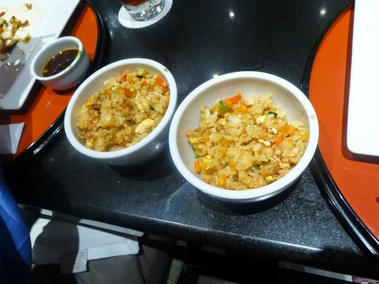 Iberostar Grand Hotel Rose Hall: Kiniro - Fried Rice