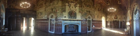 Cardiff Castle : Great Hall
