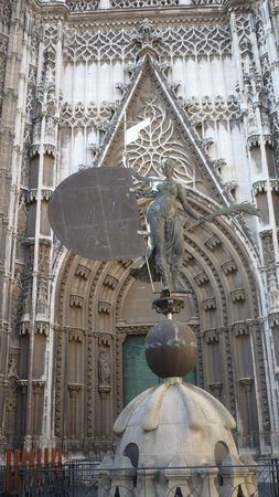 Catedral de Sevilla: outside