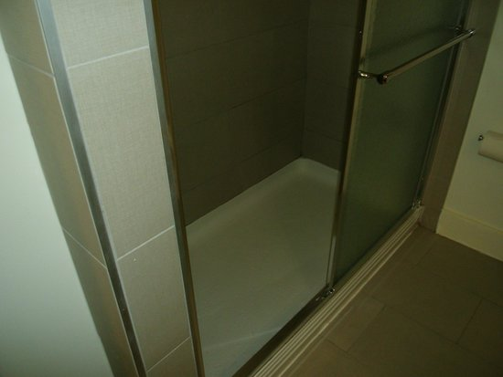 Metro Points Hotel - Washington North: NICE WALK-IN SHOWER