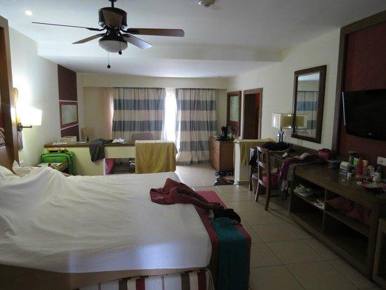 Melia Buenavista: grande suite