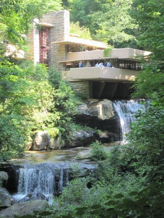 Fallingwater: View Of House Part 85