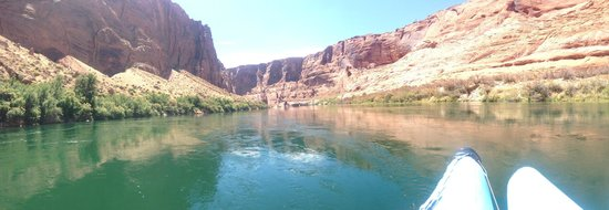 Colorado River Discovery : just beautiful