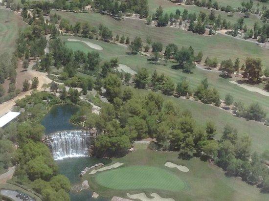 Wynn Las Vegas: Golf course view