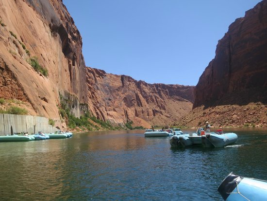 Colorado River Discovery: Getting started