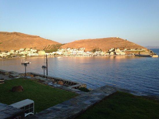 Hotel Keos Katikies : Vue de la chambre