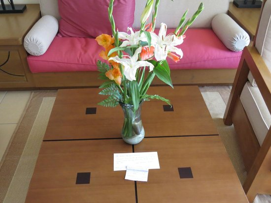 Melia Buenavista: fleurs