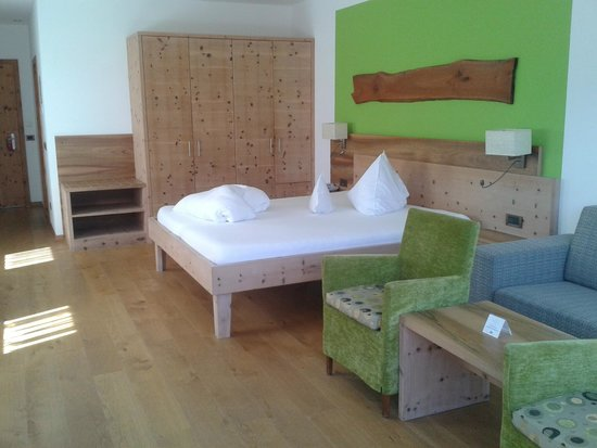 Vitalpina Hotel Waldhof: Zimmer