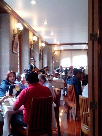 Restaurante El Cardenal: Desayunos