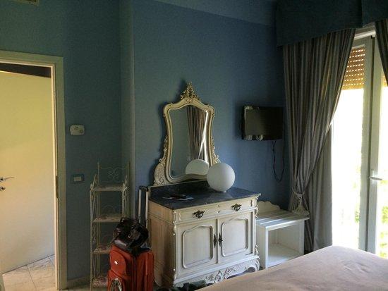 Hotel Shelley Delle Palme : Camera matrimoniale #2