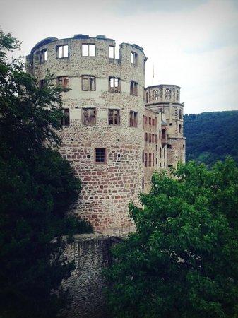 Castillo de Heidelberg: Schloss Heidelberg