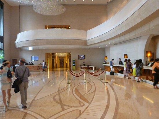 Harbour Grand Hong Kong: Lobby