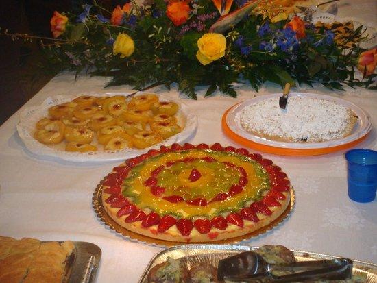 La Pergoletta : dolci
