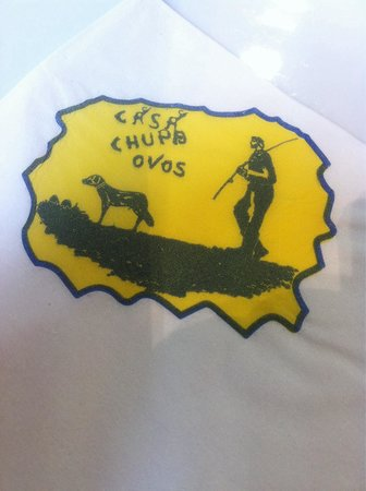 Casa Chupa-Ovos: Casa chupa ovos