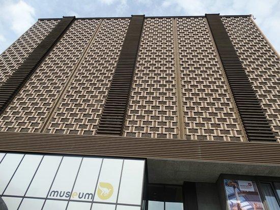 Museo de Ciencias Naturales: Het gebouw zelf
