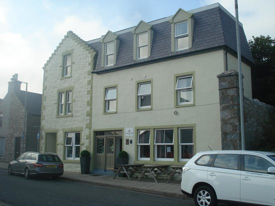 Scalloway Hotel Restaurant: The Scalloway Hotel