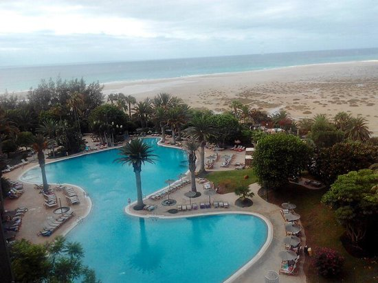 Melia Gorriones Fuerteventura: entorno increible