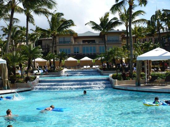 The Ritz-Carlton, Kapalua: Pool