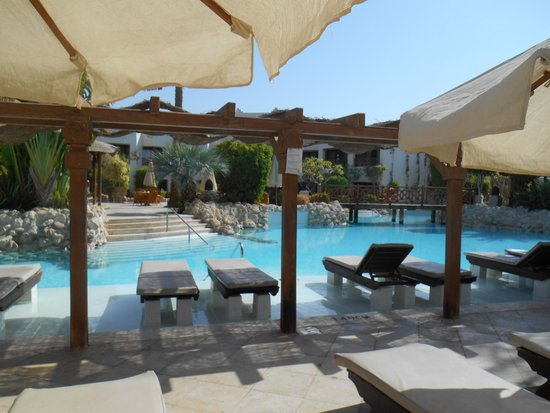 Ghazala Gardens Hotel : Great pools and sunbeds