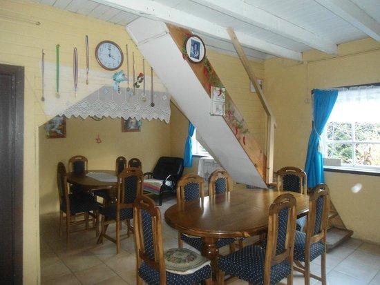 Hotel Natura Patagonia: comedor acogedor