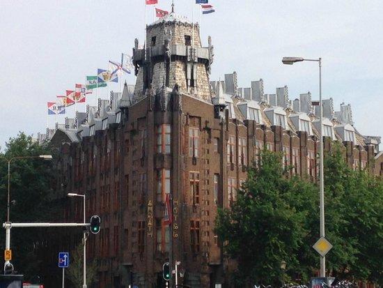 Grand Hotel Amrath Amsterdam: L'esterno dell'hotel