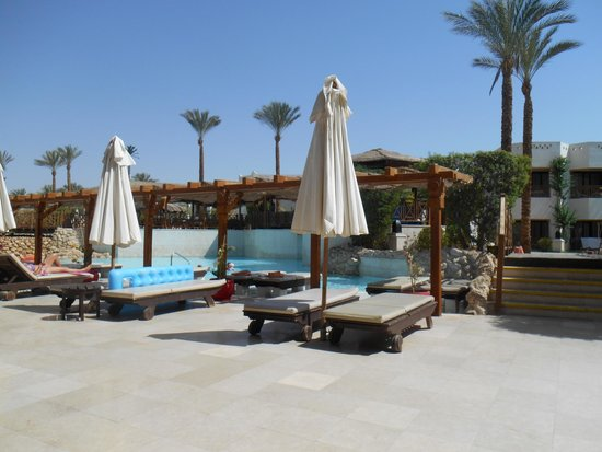 Ghazala Gardens Hotel : Lovely pool area