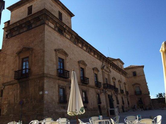 Almazan, Spania: Palacio