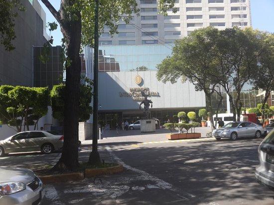 InterContinental Presidente Mexico City: Frente do Hotel