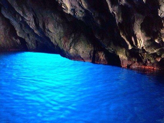 Da Poldo Gita Alle Grotte Di Palinuro