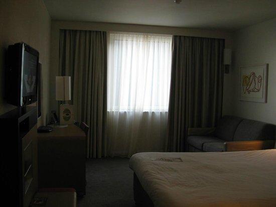 Novotel Liverpool: Bedroom