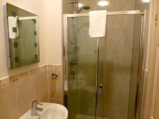 Barley Bree: Good shower.