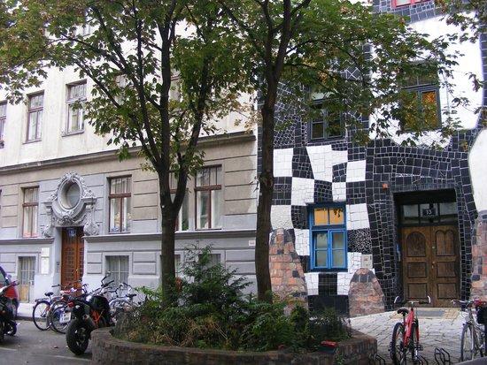 Hundertwasserhaus: KunstHausWien