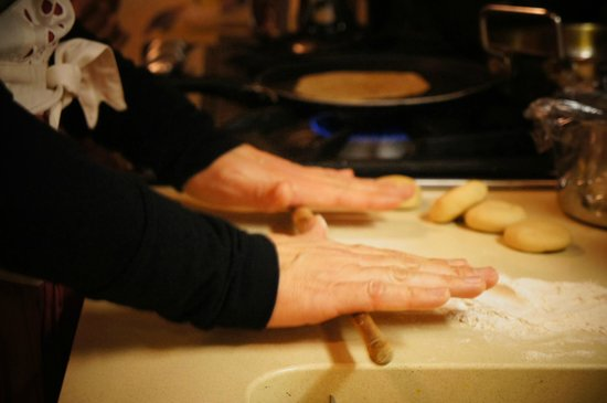 Modern Indian Class - Picture of Zesty Basil Cooking Classes